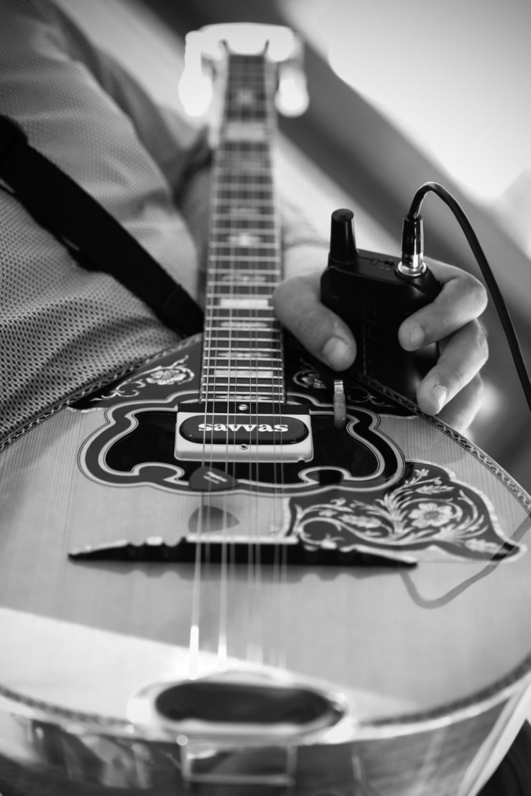 Private Bouzouki Lessons With Tommy Tsonis